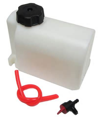 2.25 Qt Fuel Tank (New for 2014)