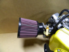 Holey Moses Wedge Air Filter