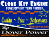 2018 Master Clone Engine Kit (Dover Power Exclusive)